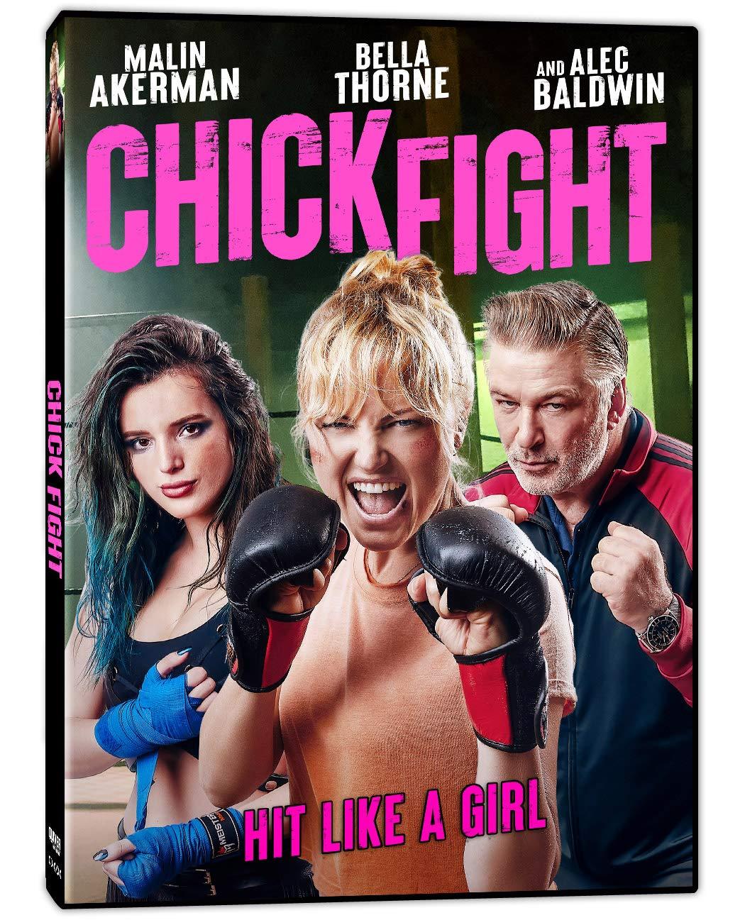【女子格鬥】CHICK FIGHT--->扭轉人生