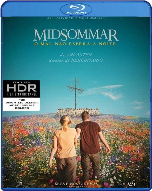 【仲夏魘】Midsommar  90年才舉辦一次的盛大慶典