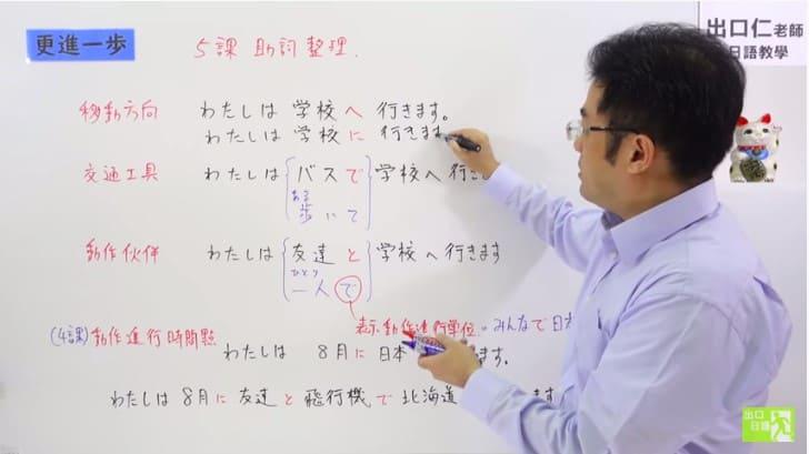大家的日本語第05課-文法解說(みんなの日本語)へ、で、と |出口日語