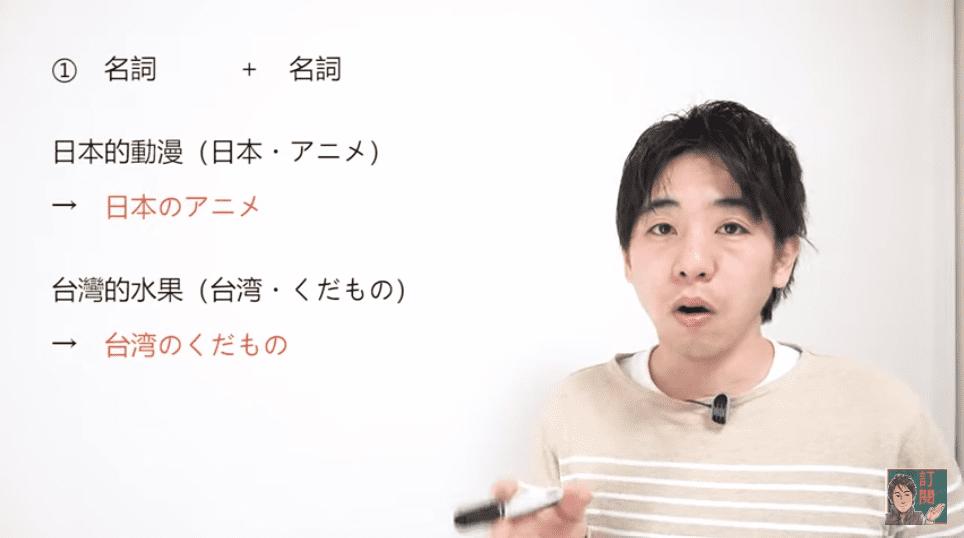 【常講錯的日語#01 修飾名詞用法】井上老師