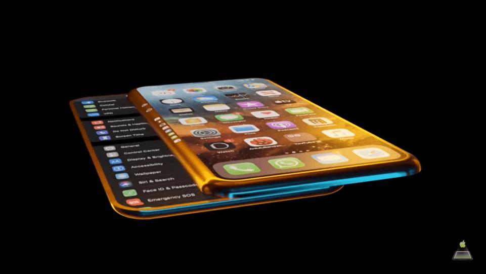 iPhone13將推出滑蓋版?沒有瀏海也沒有實體按鍵 !?