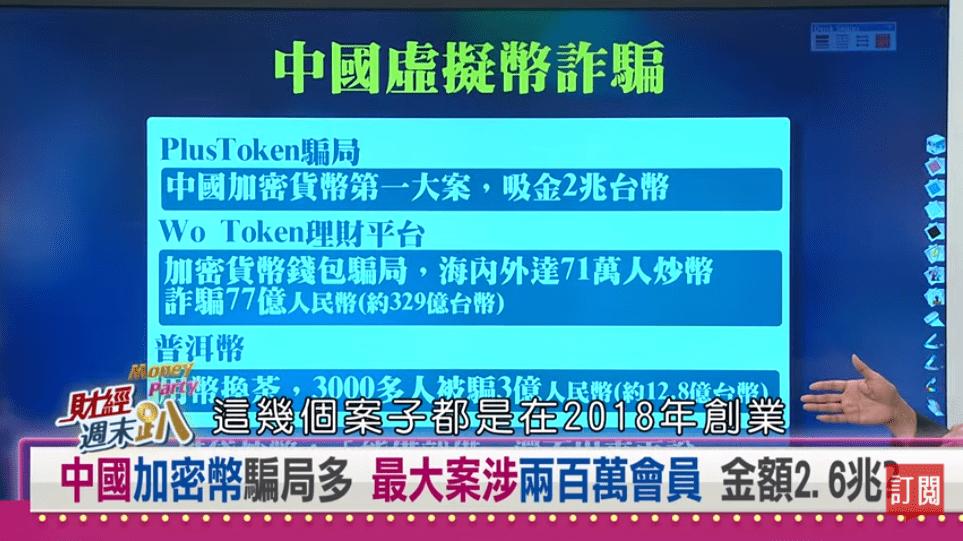 比特幣暴漲暴跌!泡沫警訊?中國加密幣騙局多 騙到台灣來了?
