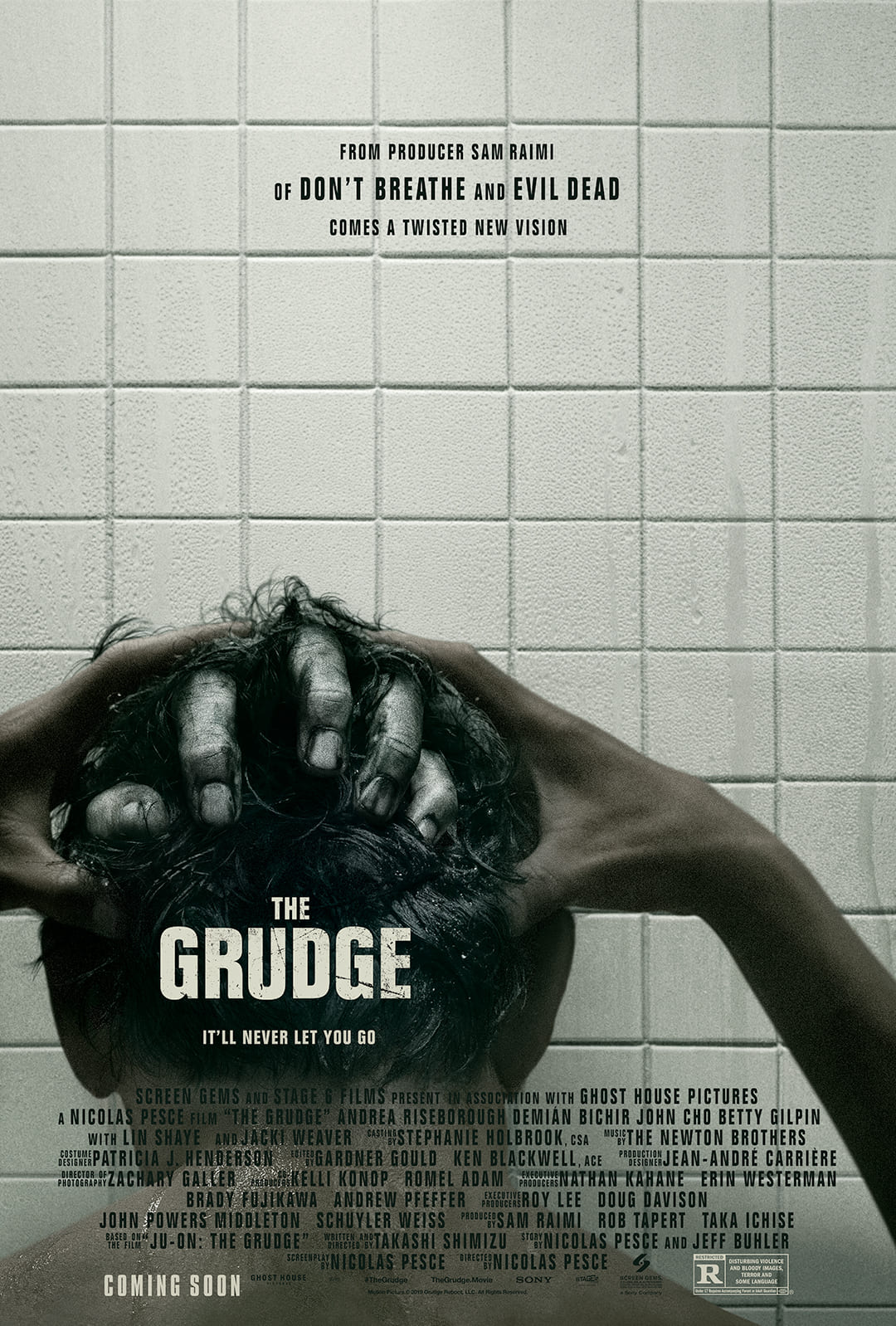 【怨咒】The Grudge--->咒念不散