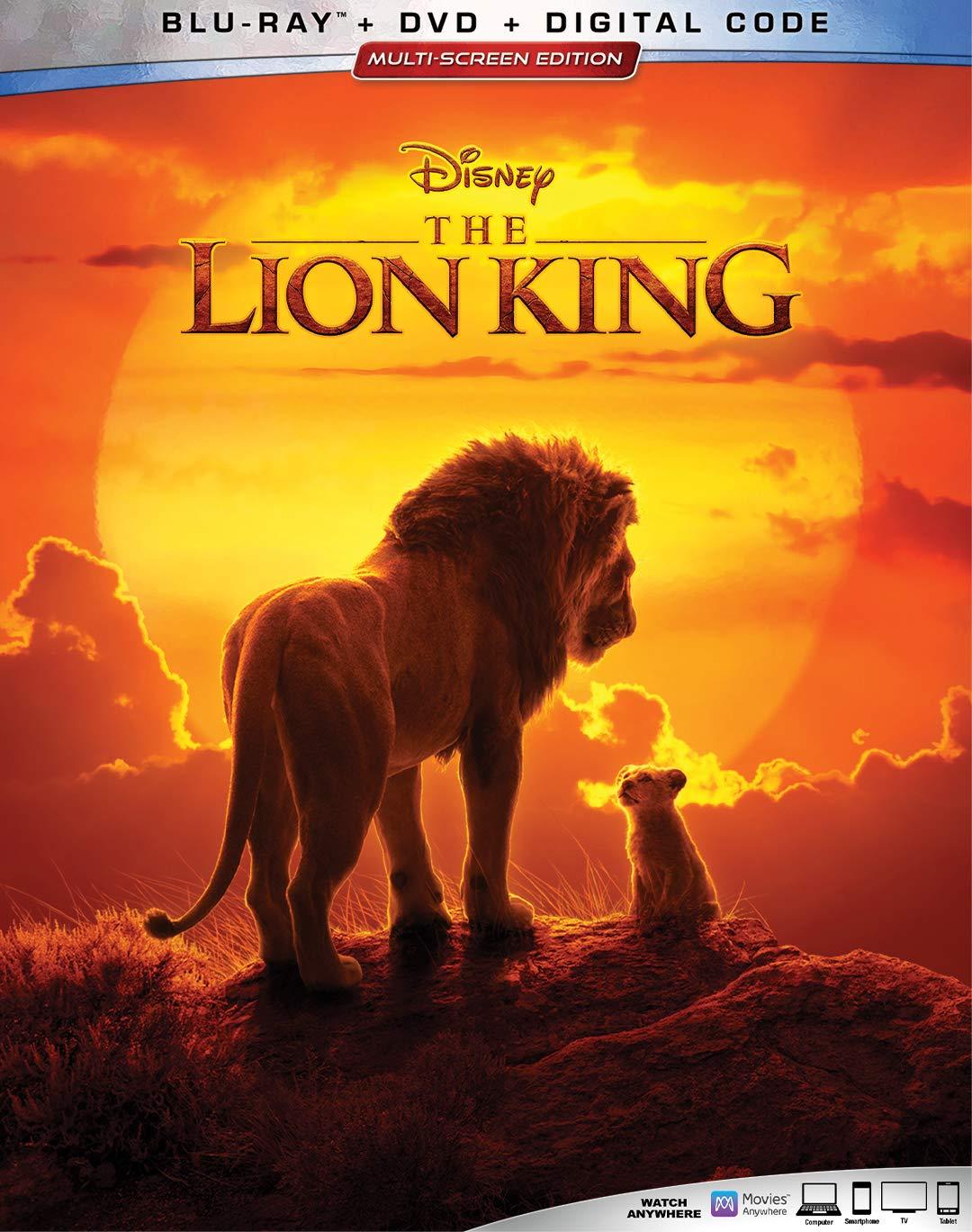 【獅子王】 The Lion King--->王者降臨