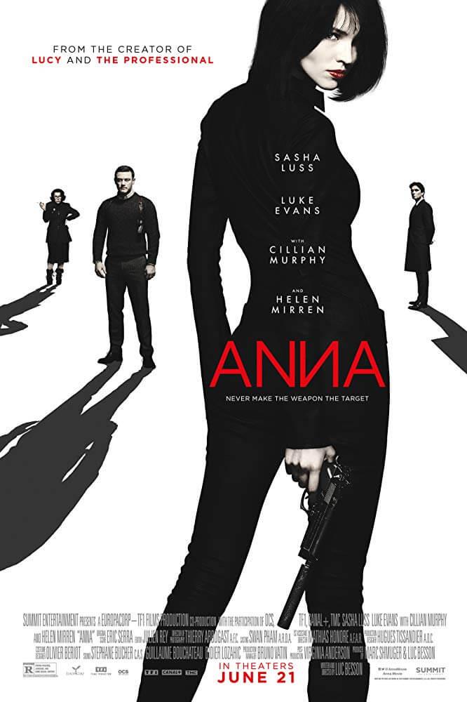 【安娜】Anna -->正宗
